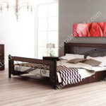 Melody model double bed