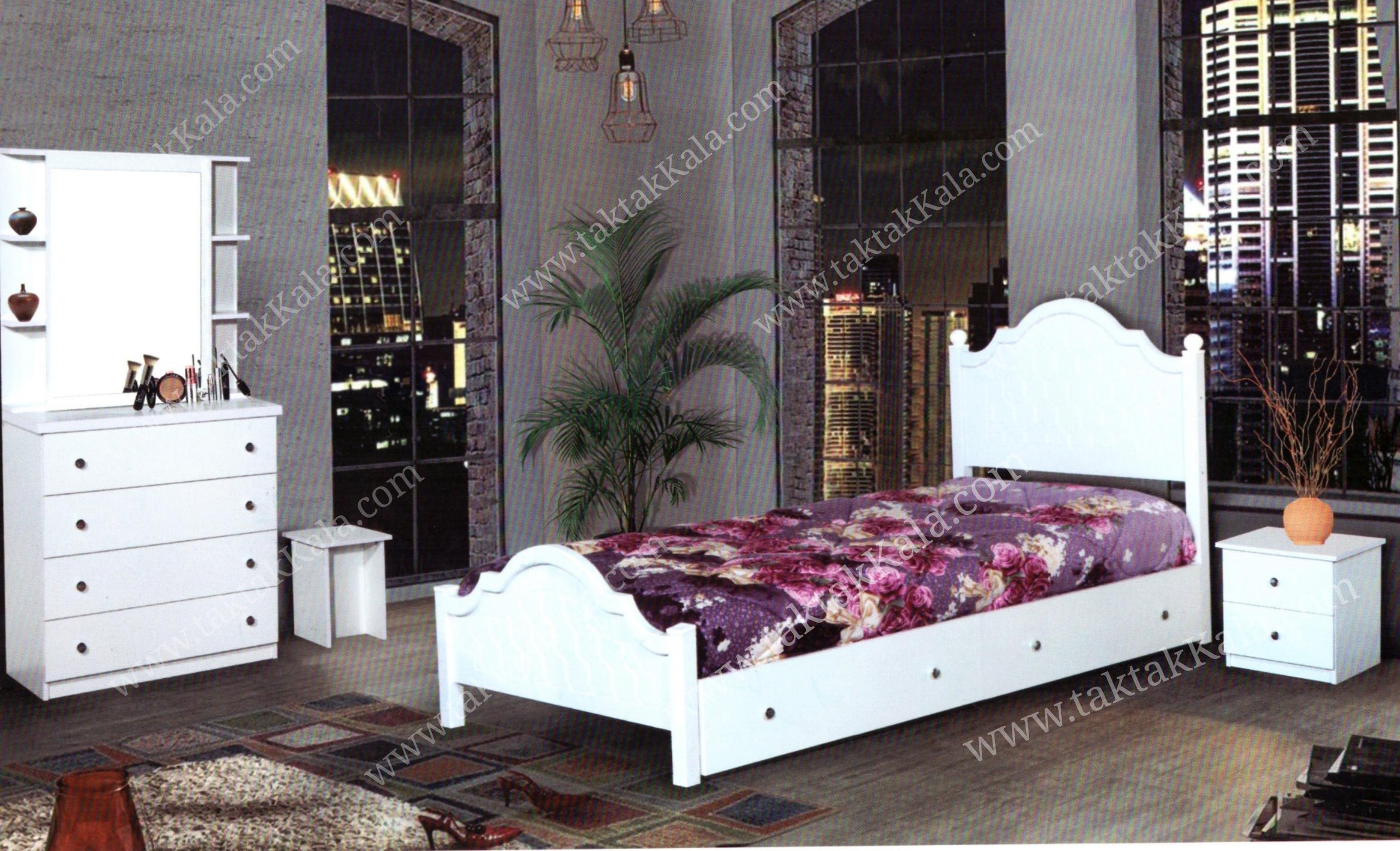 تخت خواب مدل آترین