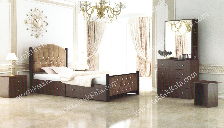تخت خواب مدل عروس